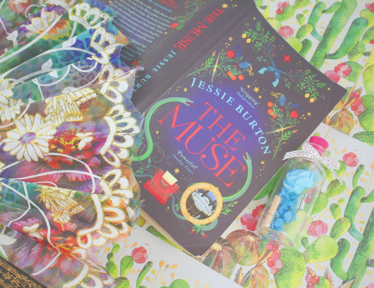 Book review: The Muse by JessieBurton